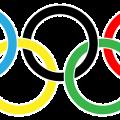 olympics logo ring